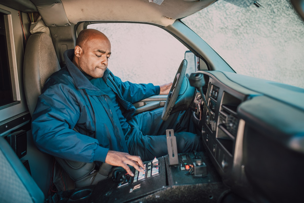 Five Great Driving Jobs for Those Who Love Helping People